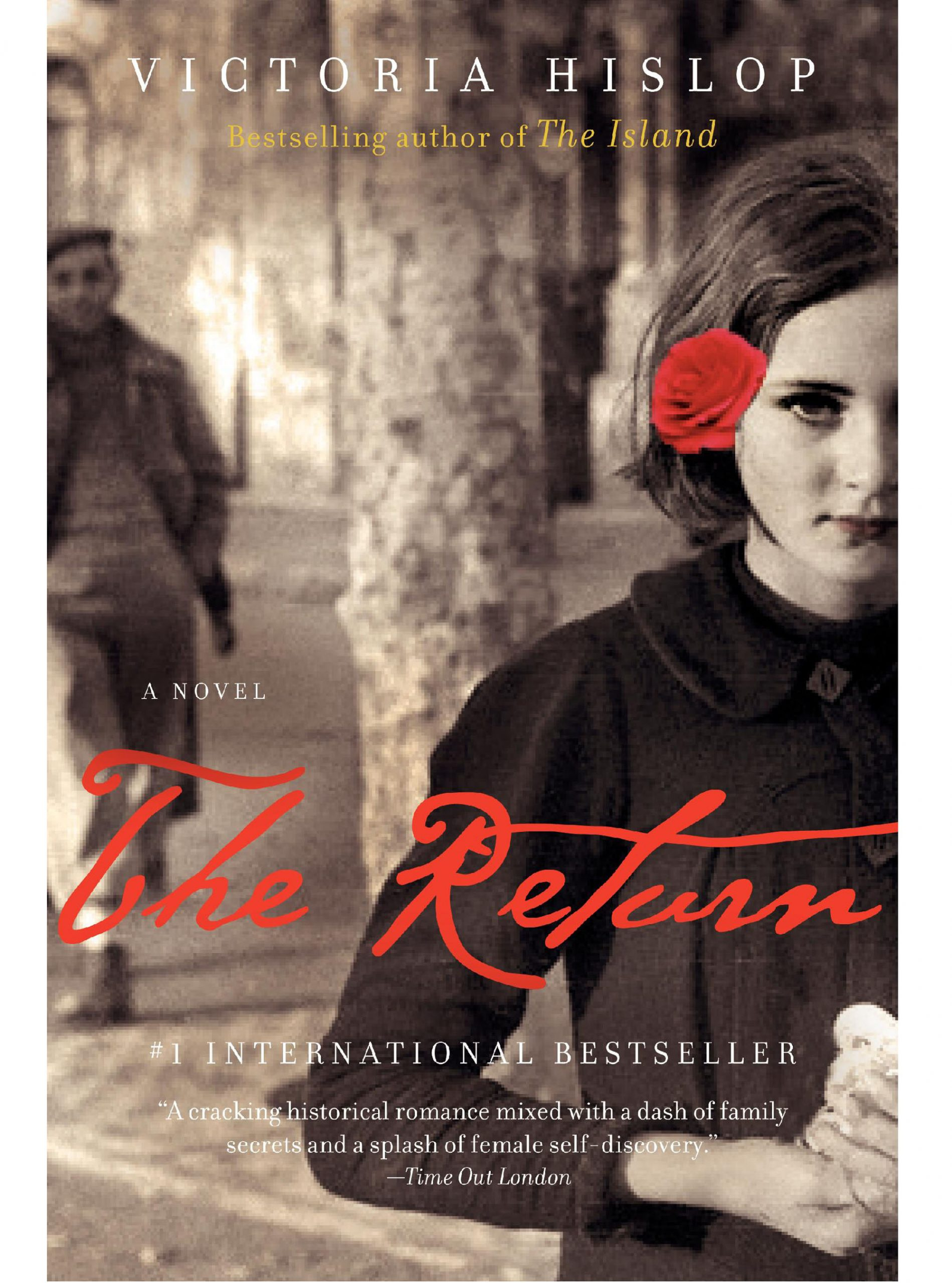 The Return by Victoria Hislop-books-book reviews-woman and home