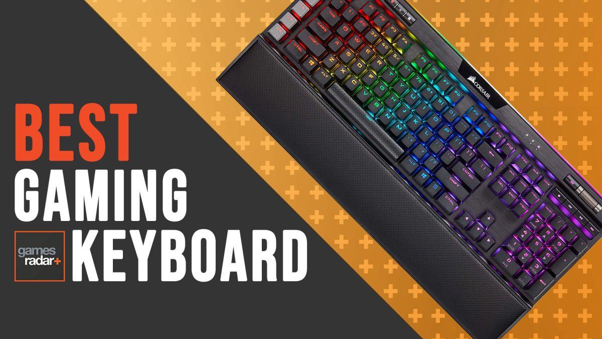 Best Gaming Keyboards 2020 Corsair Razer Steelseries And More Gamesradar