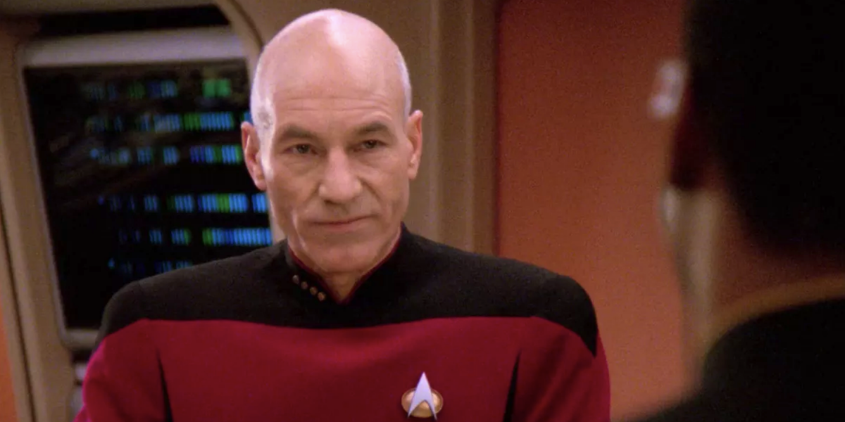 star trek the next generation picard patrick stewart