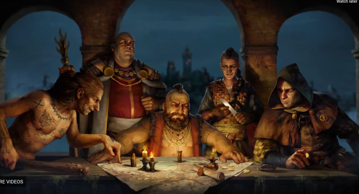 Gwent's upcoming Novigrad expansion adds a new faction and keywords