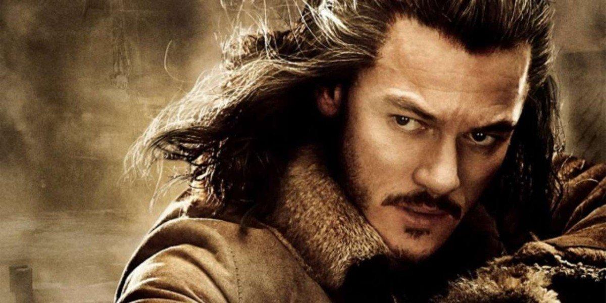 Luke Evans - The Hobbit: The Desolation of Smaug Poster