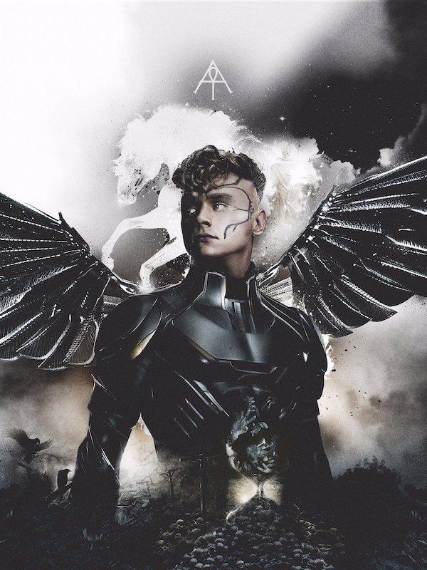 Four Badass X-Men Posters Give Us Best Descriptions Of ...