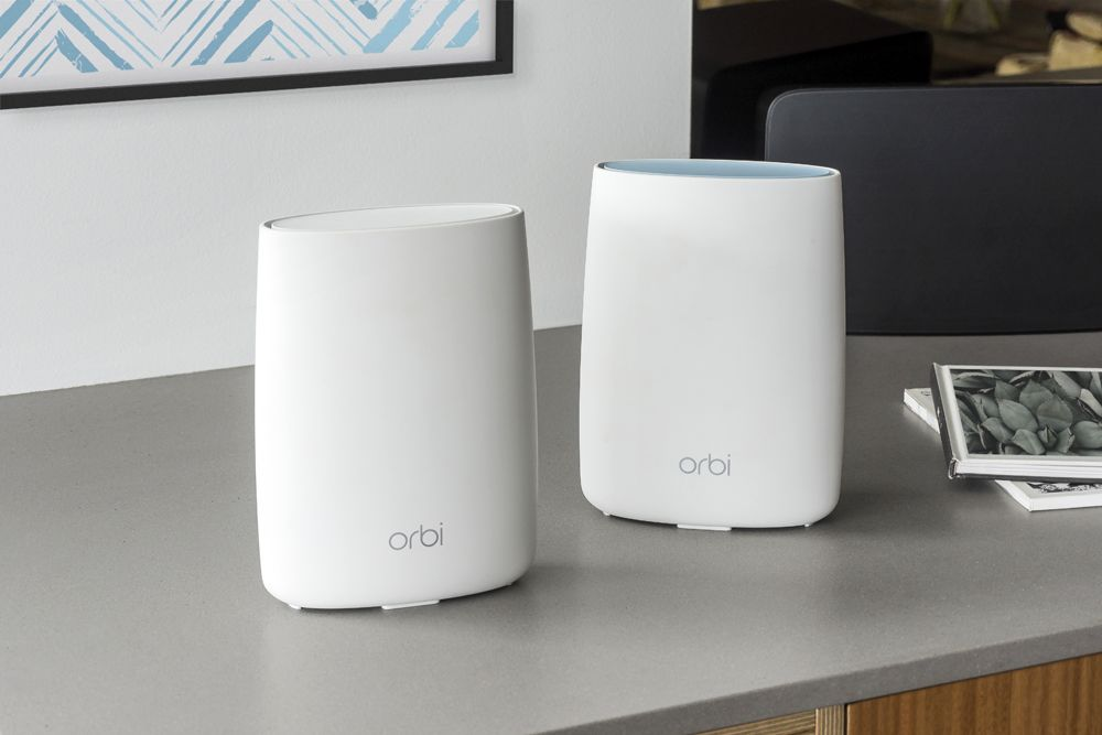 Netgear Unveils Two Cheaper Orbi Mesh Routers | Tom's Guide