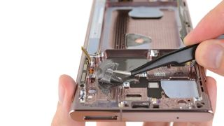 Samsung Galaxy Note 20 Ultra teardown