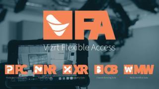 Vizrt Flexible Access