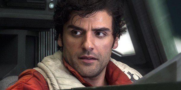 Poe Dameron on The Force Awakens