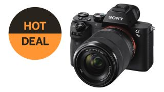 Sensational Sony savings: $600 off Sony A7 II + 28-70 lens (or $500 off body only)!