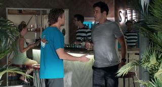 Home and Away spoilers, Dean Thompson, Justin Morgan