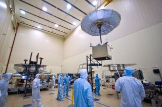 NASA Begins Building New Spacecraft to Visit Jupiter