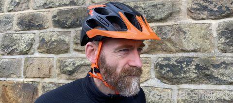 On-One XC helmet