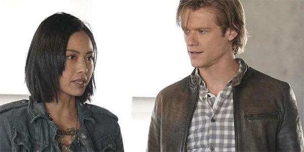 MacGyver Season 3 Levy Tran as Desiree Desi Nguyen Lucas Till as Angus Mac MacGyver CBS