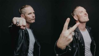 After a turbulent few years, Corey Taylor his put his troubles behind him. Now he's back in the ring with his first solo album and coming out swinging