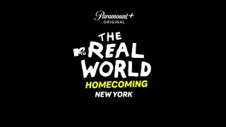 MTV's 'The Real World: Homecoming' logo