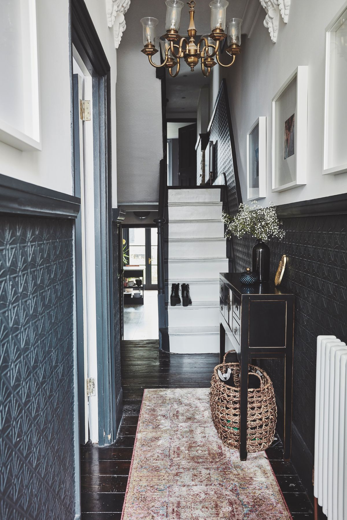 Small Hallway Ideas Real Homes