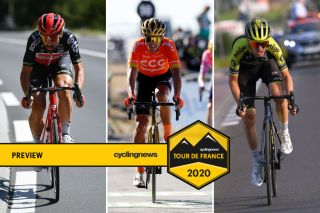 Time for a getaway: Cyclingnews' eight riders you can expect to see trying to get into breakaways for the remainder of the 2020 Tour de France