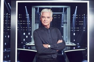 Phillip Schofield on The Cube