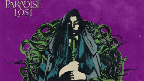 Cover art for Paradise Lost - Medusa album