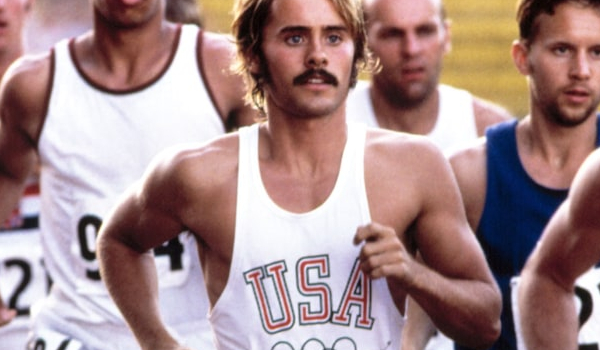Prefontaine Jared Leto running the race