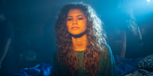 Zendaya Hypes The Return Of HBO's Euphoria With Trippy New Image