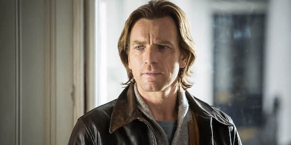 Ewan McGregor leather jacket in Our Kind of Traitor