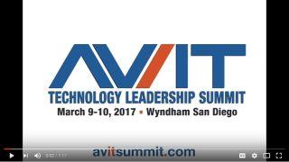 Live-Stream the AV/IT Leadership Summit, San Diego, March 9-10