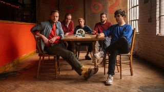 a press shot of dr dog