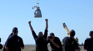 Baumgartner's Capsule Launches