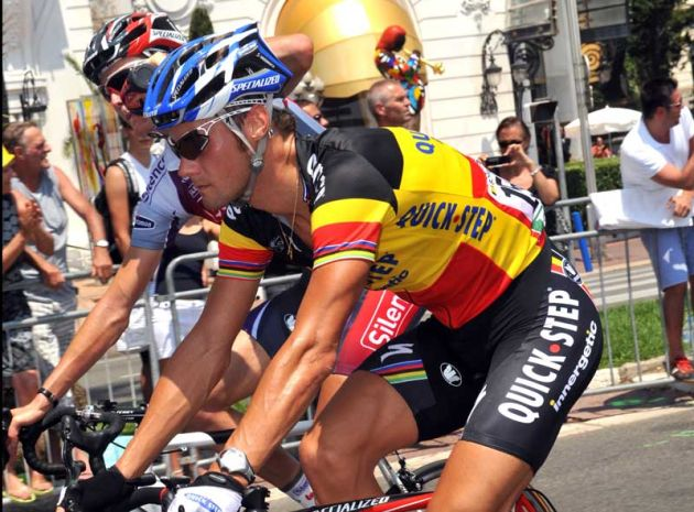 Tom Boonen 2009 Tour de France