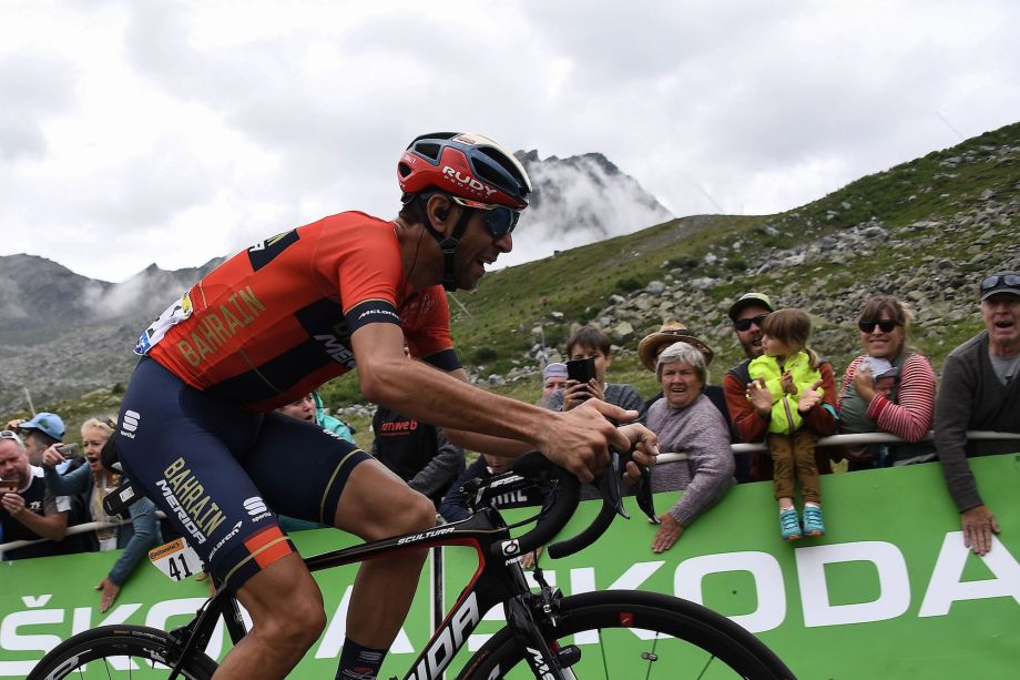 Vincenzo Nibali: 'I'm with the guys who demonstrate for the environment because no one but them seems to care'