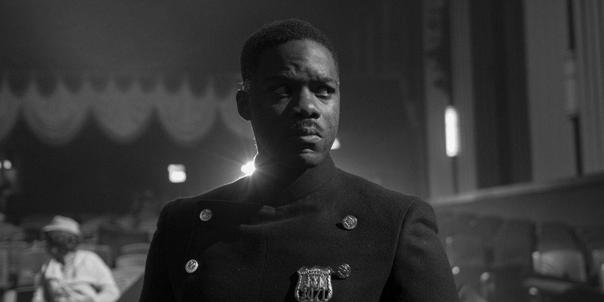 Jovan Adepo on Watchmen
