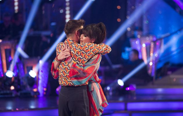 Daisy Lowe eliminated from Strictly