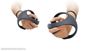 PlayStation 5 VR controllers