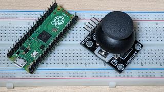 Joystick to Raspberry Pi Pico