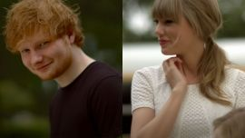 Ed Sheeran Admits He Took Taylor Swift To A Bar Once And Nobody Noticed