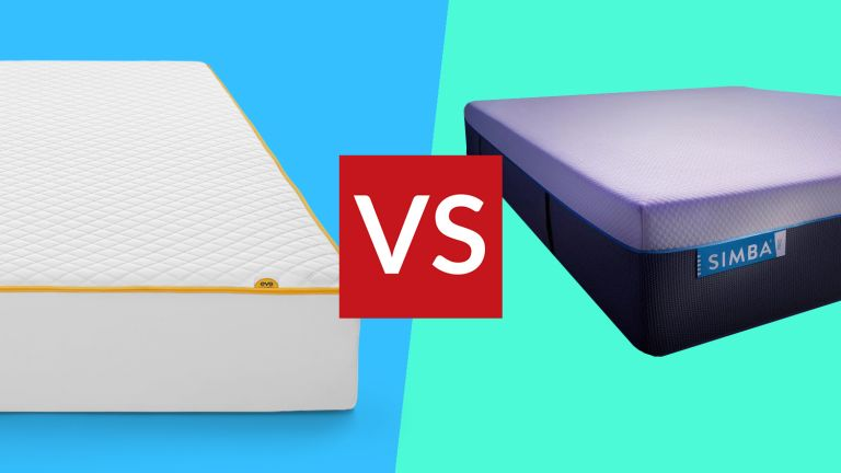 Eve Premium Hybrid vs Simba Hybrid Pro