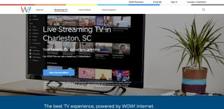 WOW! tv+ website