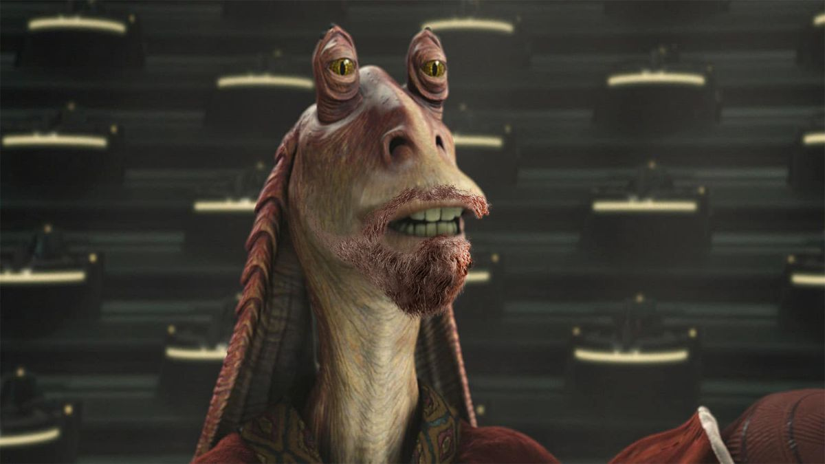 Star Wars rumour claims a bearded Jar Jar Binks will appear in the Obi-Wan Kenobi series