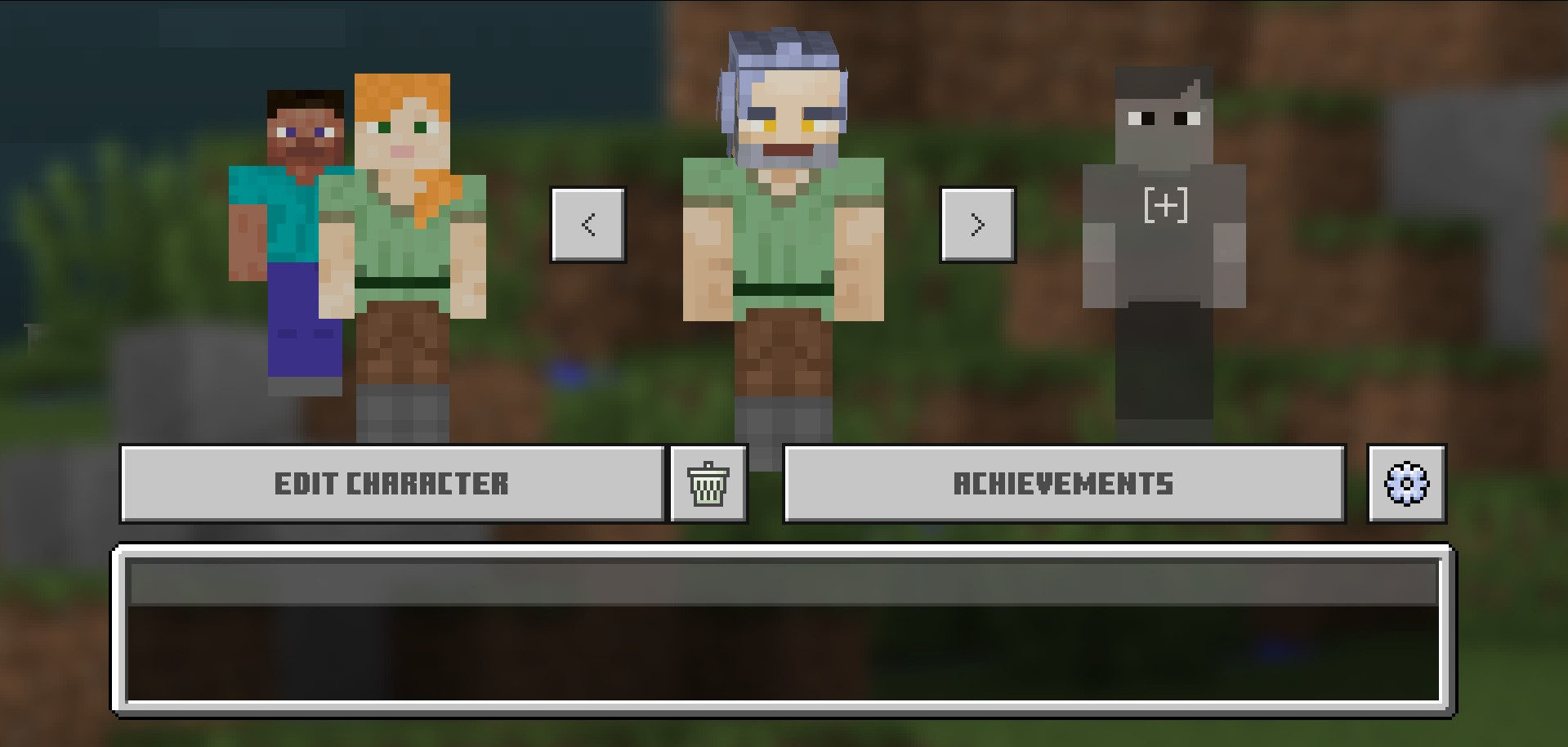 Minecrafts New Character Creator Is In Beta And You Can Try