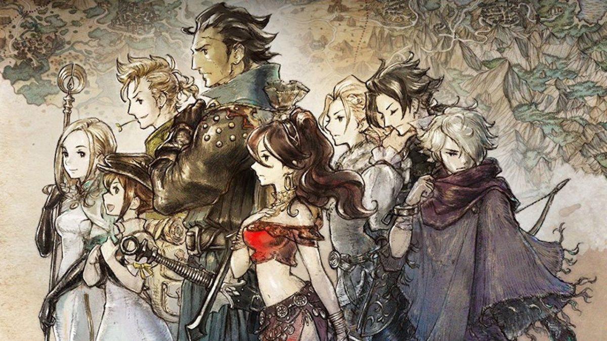 Why Nintendo Switch's big summer game Octopath Traveler is a love letter to classic 16-bit RPGs