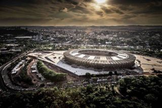 Olympic Stadiums' PA, Live Video Feeds Tuned by WSDG