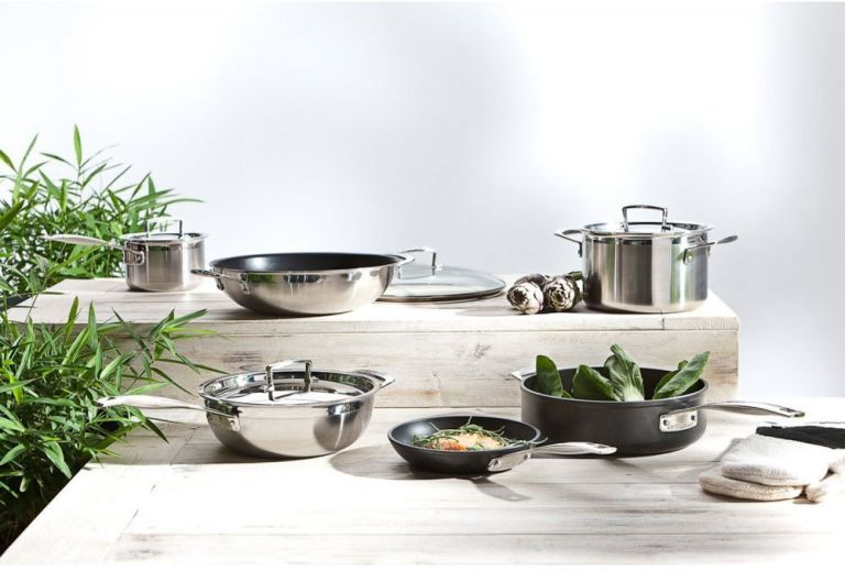the best saucepan sets 2018 cookware sets to complete your kitchen t3. Black Bedroom Furniture Sets. Home Design Ideas