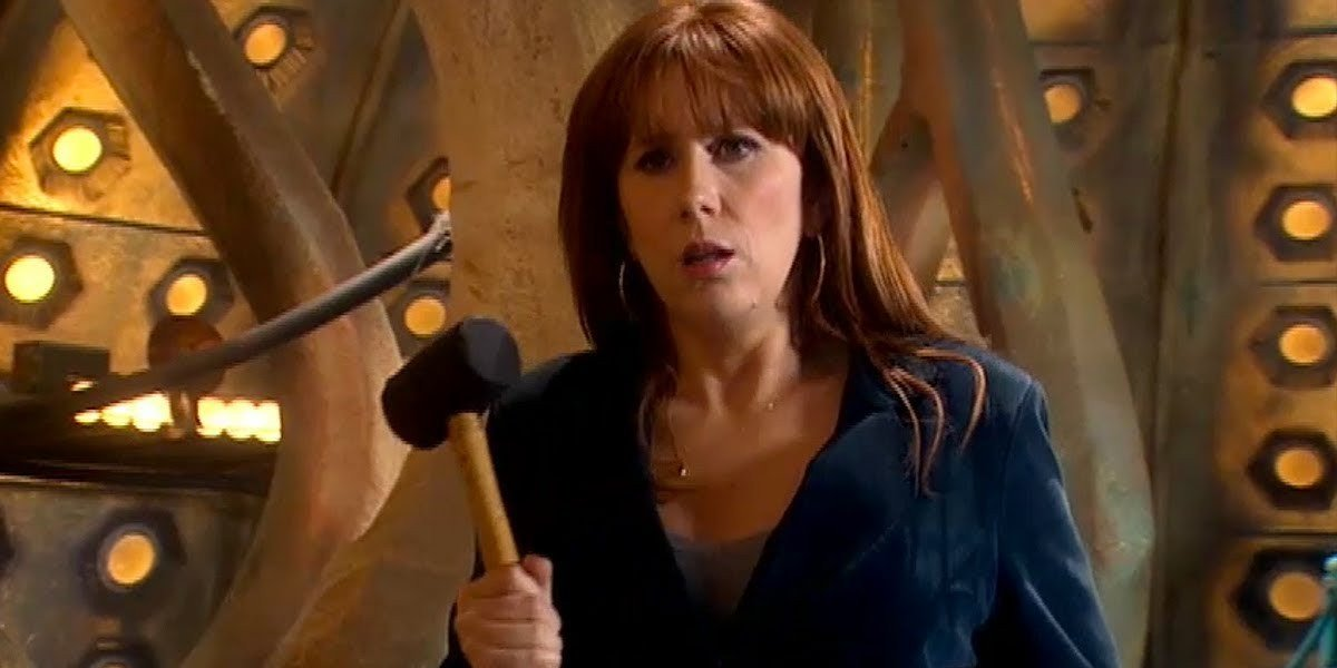 Catherine Tate Doctor Who BBC America