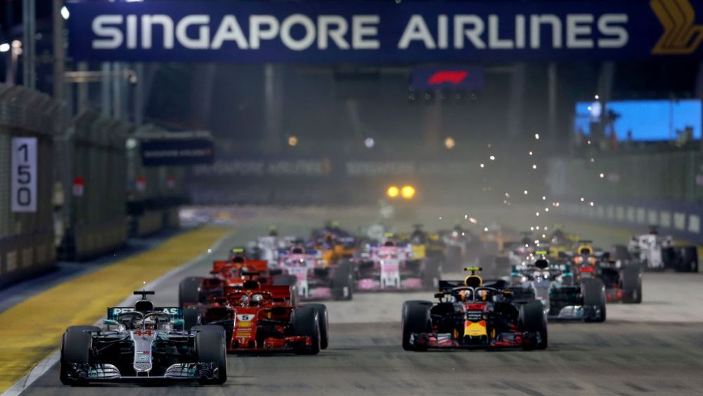 How to watch Singapore Grand Prix 2019: live stream F1 online from anywhere