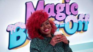 Dara Reneé Disney Magic Bakeoff Tastemade