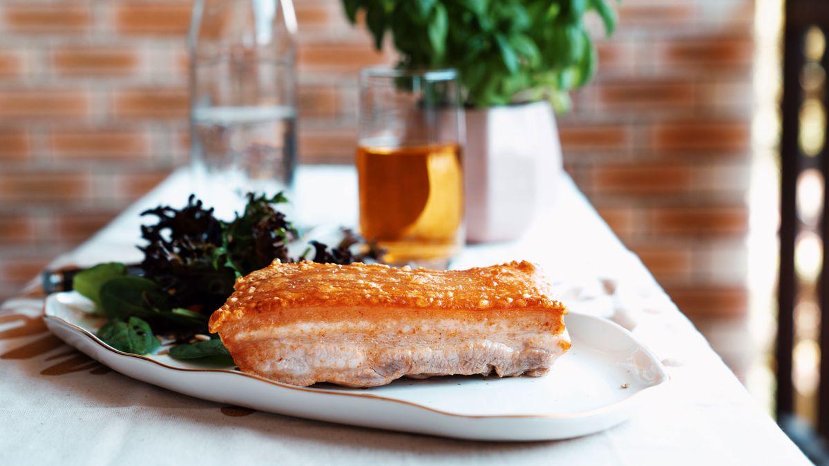 Pork belly recipe: a decadent weekend warmer
