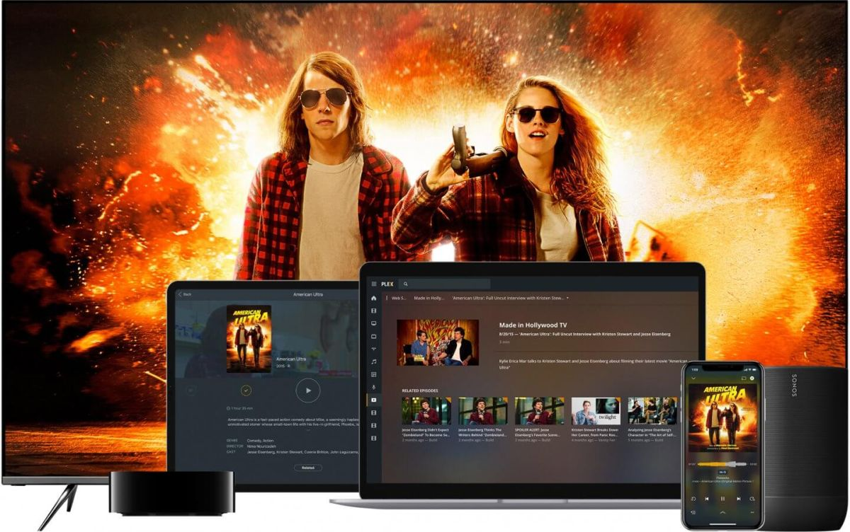 Plex's new free streaming service has surprisingly awesome movies