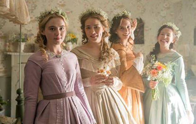 Little Women First Pic New BBC1 drama