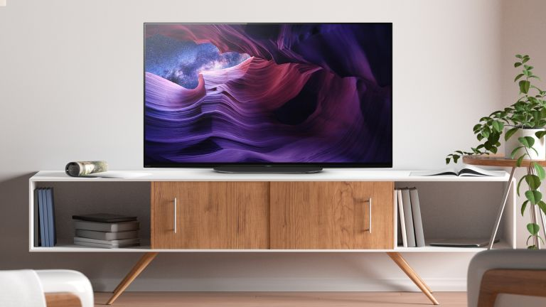 Sony A9 48-inch Master Series 4K OLED TV