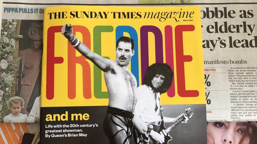 "Brian May slams ""amateurish"" Sunday Times article | Louder"