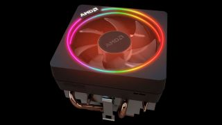 Wraith Prism RGB CPU Cooler